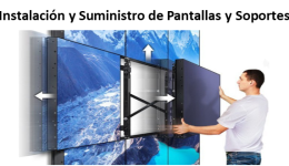 Instalación de Video Wall