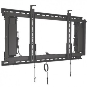 chief-lvs1u-g-connexsys-video-wall-landscape-mounting-system-with-rails-taa-compliant