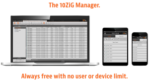 10ZiG Manager