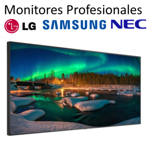 Monitores Profesionales